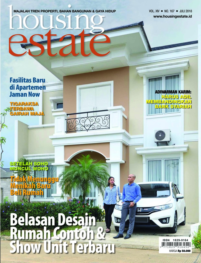 Majalah Digital housing estate Juli 2018