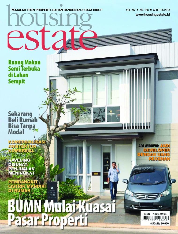 Majalah Digital housing estate Agustus 2018