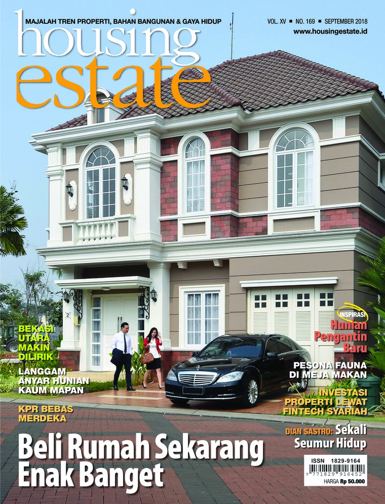 Majalah Digital housing estate September 2018
