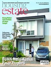 Housing estate Magazine Cover
