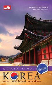 Wisata Hemat Korea by Agung Basuki Cover