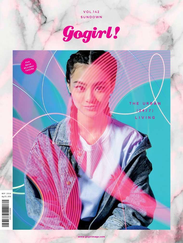 Majalah Digital Gogirl! November 2016