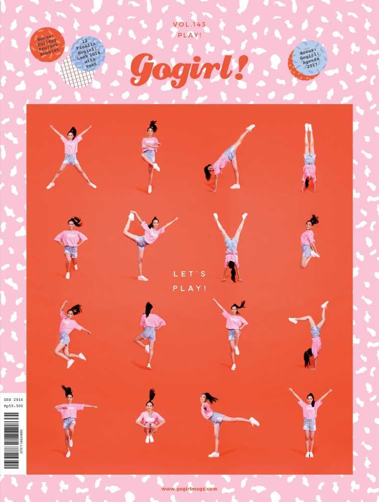 Majalah Digital Gogirl! Desember 2016