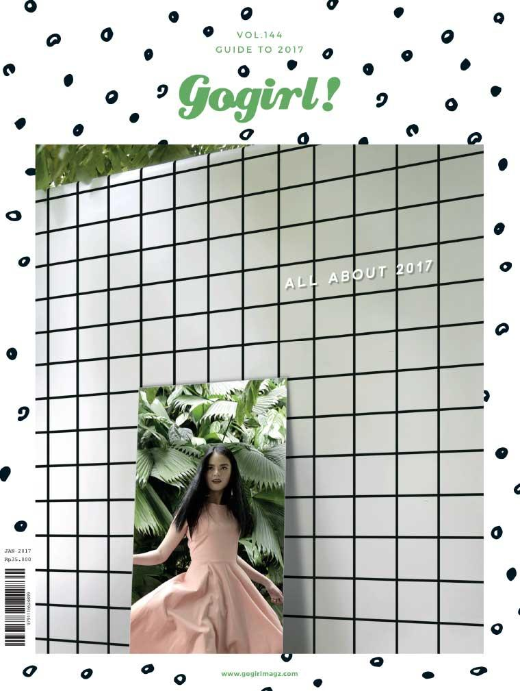 Gogirl! Digital Magazine January 2017