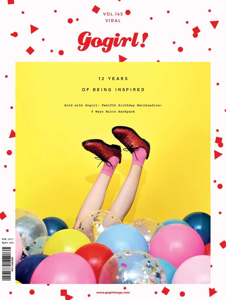 Gogirl! Digital Magazine February 2017