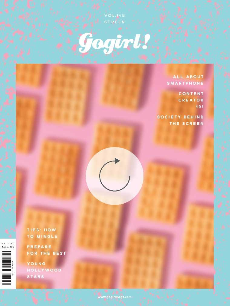 Gogirl! Digital Magazine May 2017