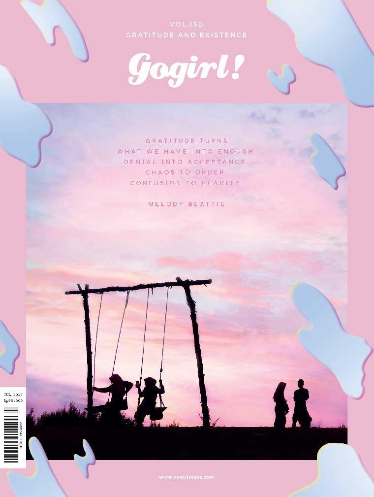 Gogirl! Digital Magazine July 2017