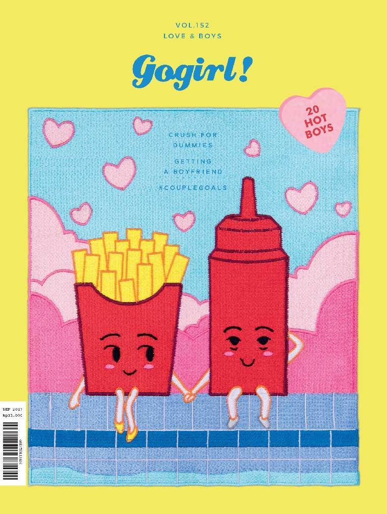 Gogirl! Digital Magazine September 2017