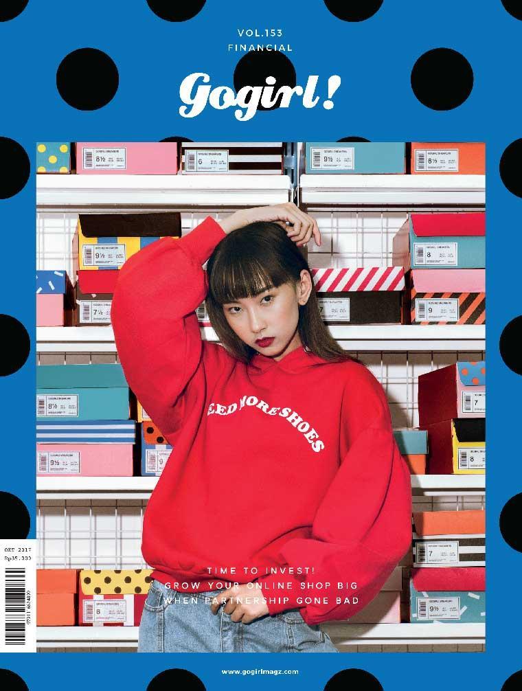 Majalah Digital Gogirl! Oktober 2017