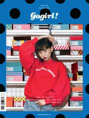 Gogirl! Magazine Cover October 2017
