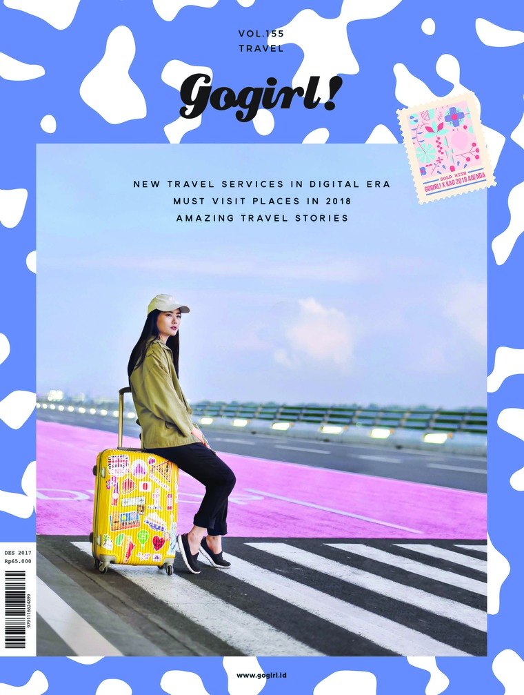 Gogirl! Digital Magazine December 2017