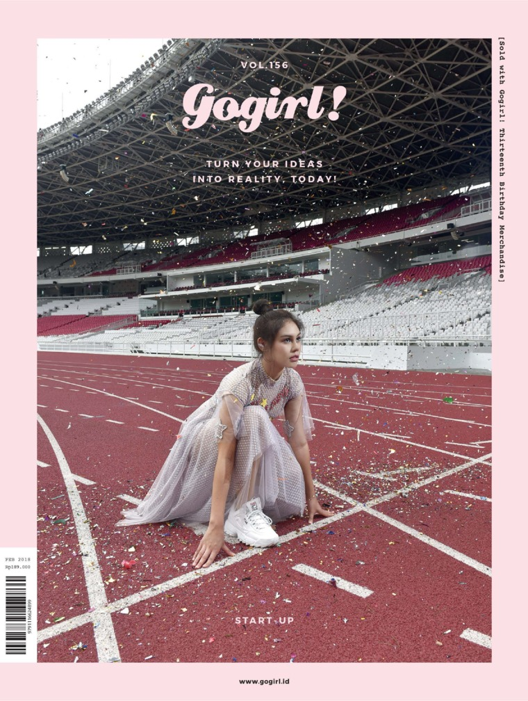 Gogirl Digital Magazine February