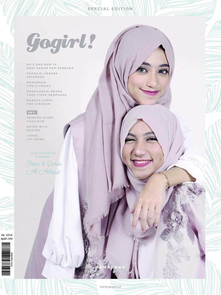 Majalah Digital Gogirl! Mei 2018