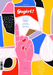 Gogirl! Magazine Cover