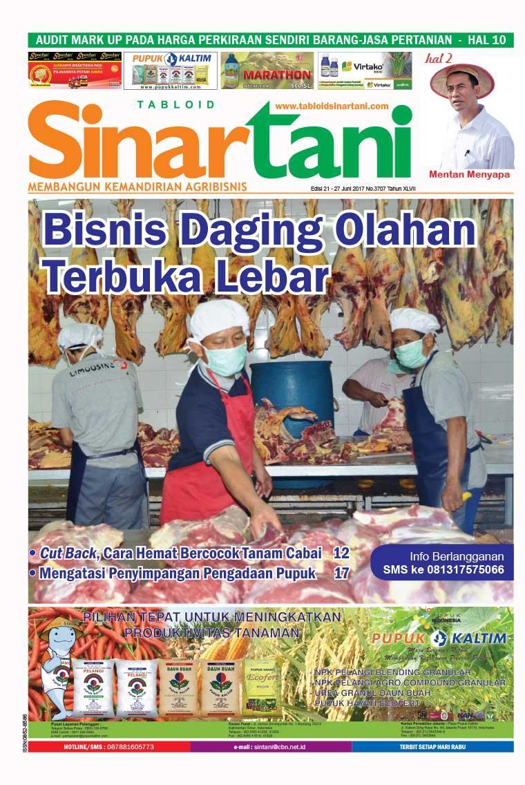Majalah Digital Sinar tani ED 3707 Juni 2017