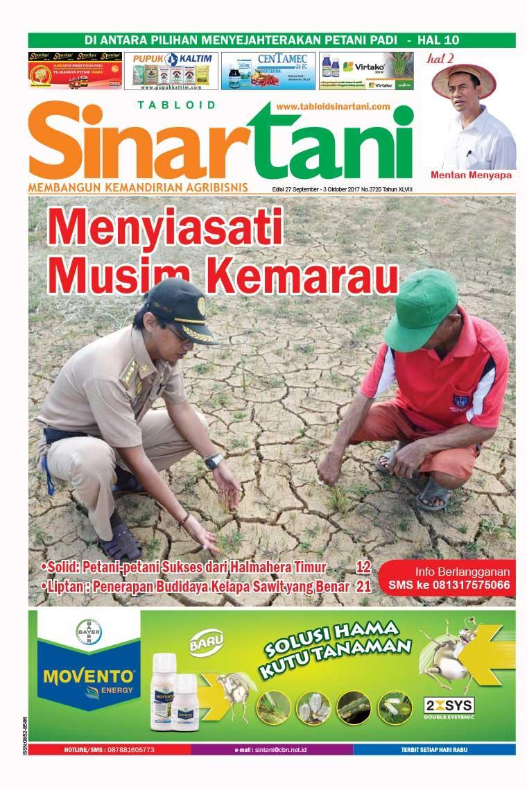 Majalah Digital Sinar tani ED 3720 September 2017