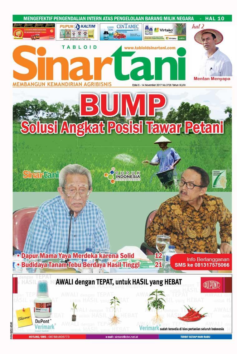 Majalah Digital Sinar tani ED 3726 November 2017