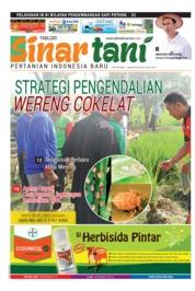 Cover Majalah Sinar tani ED 3744 Maret 2018