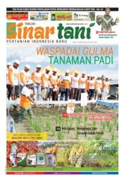 Cover Majalah Sinar tani ED 3751 Mei 2018
