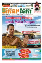 Cover Majalah Sinar tani ED 3758 Juli 2018