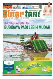 Cover Majalah Sinar tani ED 3760 Juli 2018