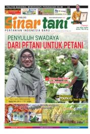 Cover Majalah Sinar tani ED 3779 Desember 2018