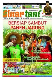 Cover Majalah Sinar tani ED 3784 Januari 2019