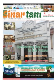 Cover Majalah Sinar tani ED 3796 April 2019