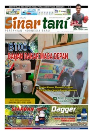 Cover Majalah Sinar tani ED 3797 April 2019