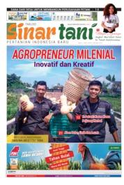 Cover Majalah Sinar tani ED 3798 Mei 2019