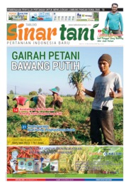 Sinar tani Magazine Cover ED 3799 May 2019