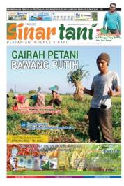 Cover Majalah Sinar tani ED 3799 Mei 2019