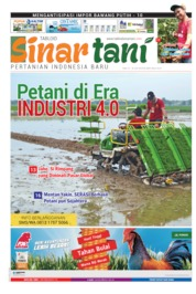 Sinar tani Magazine Cover ED 3802 June 2019