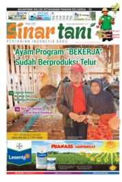 Sinar tani Magazine Cover ED 3804 June 2019