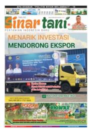 Cover Majalah Sinar tani ED 3817 Oktober 2019