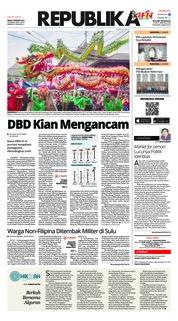 Cover Koran Republika 04 Februari 2019