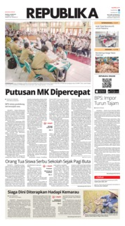 Koran Republika Cover 25 June 2019