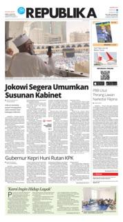 Koran Republika Cover 13 July 2019