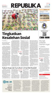 Koran Republika Cover 12 August 2019