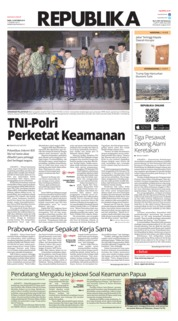 Koran Republika Cover 16 October 2019