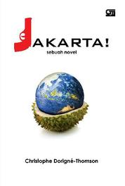 Jakarta! by Christophe D. Thomson Cover