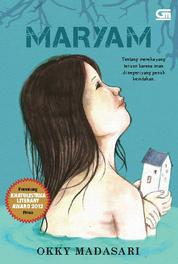 Maryam by Okky Madasari Cover