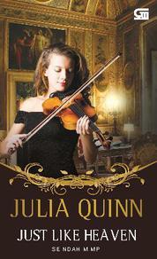 Cover Just Like Heaven - Seindah Mimpi oleh Julia Quinn