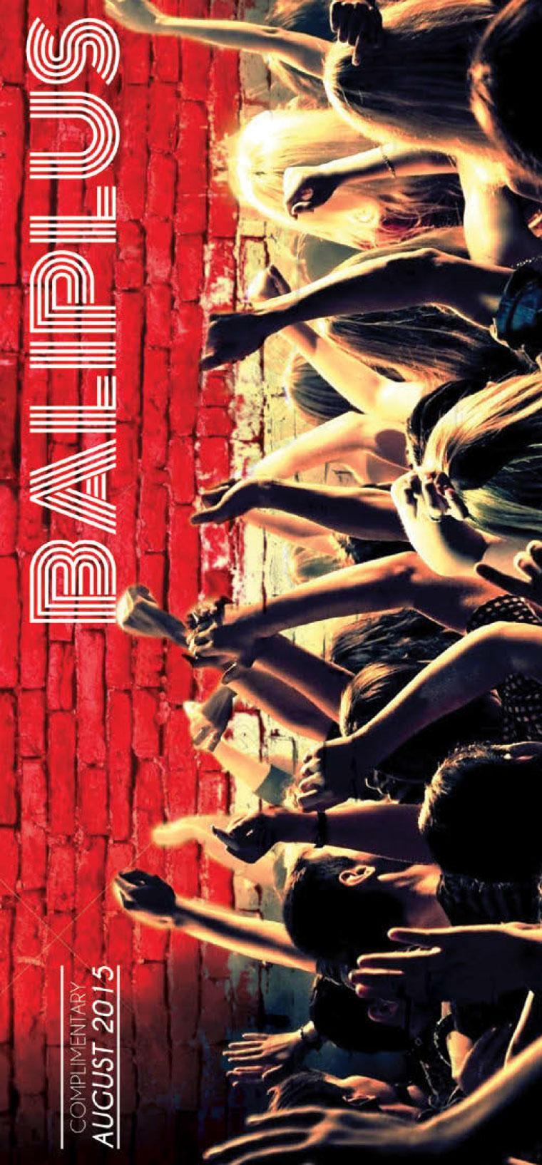BALI PLUS Digital Magazine August 2015