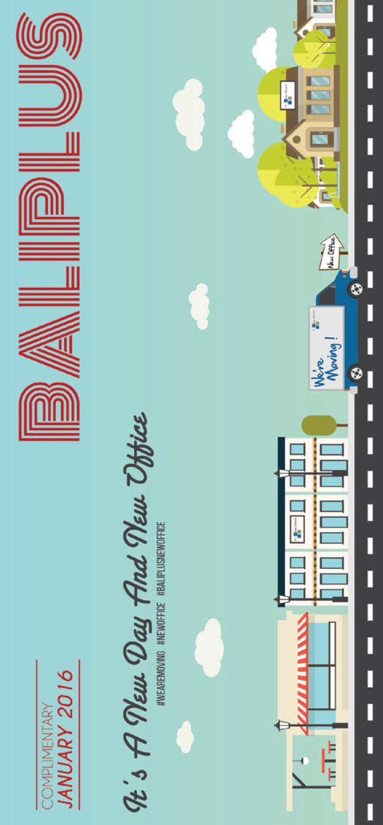 BALI PLUS Digital Magazine January 2016