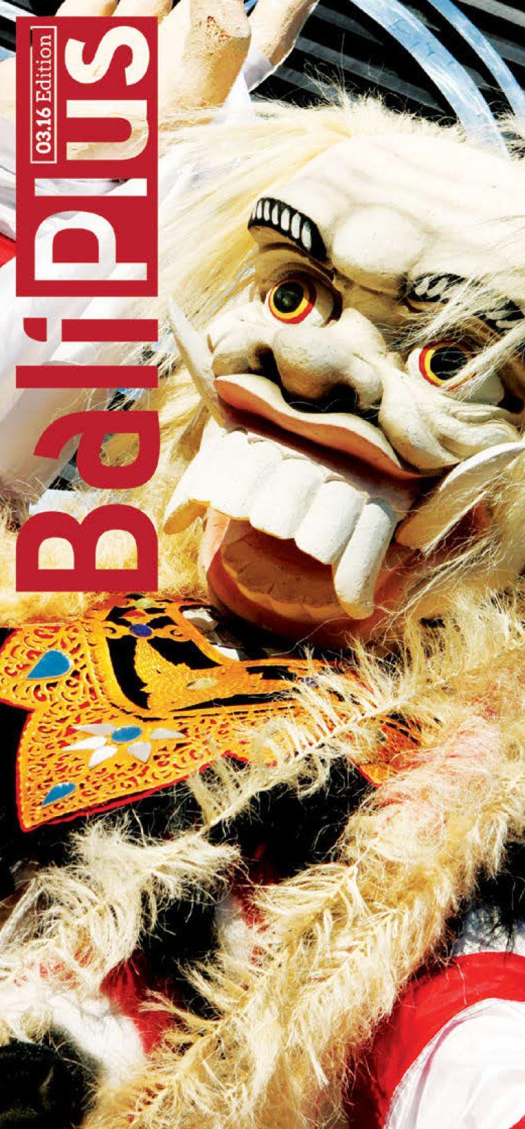 BALI PLUS Digital Magazine March 2016