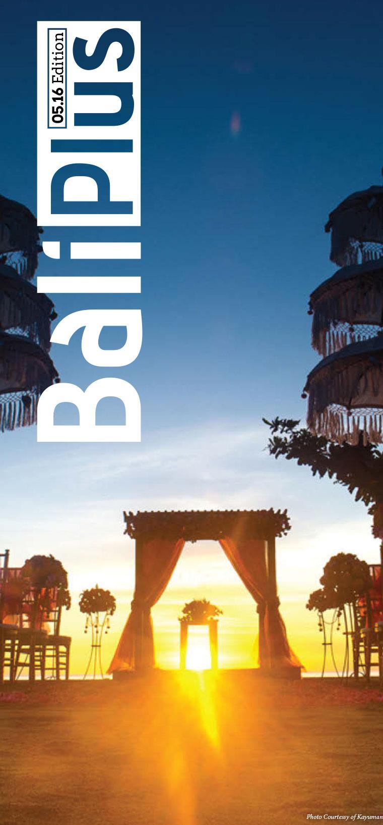 BALI PLUS Digital Magazine May 2016