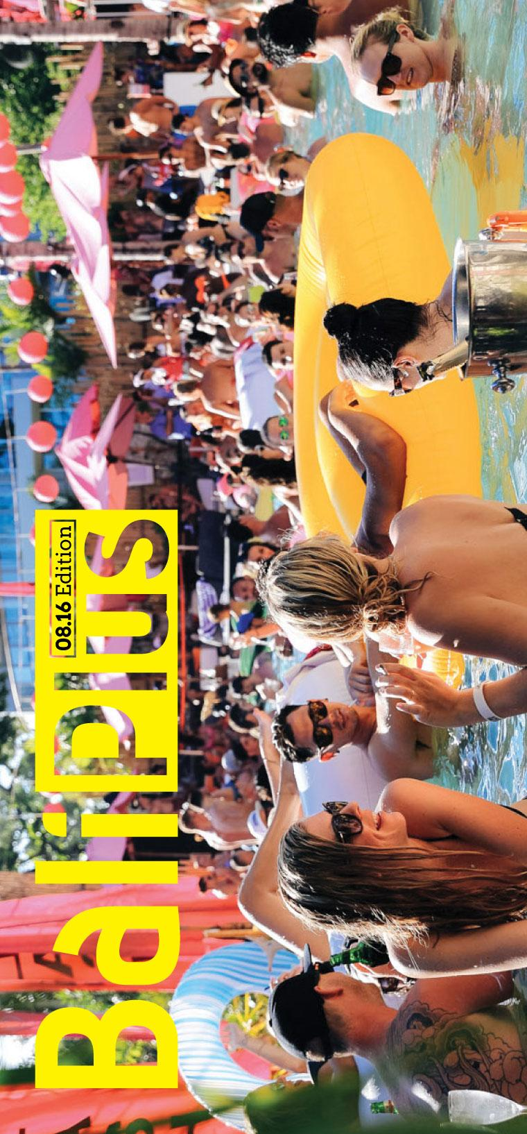 BALI PLUS Digital Magazine August 2016