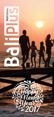 BALI PLUS Magazine Cover January 2017