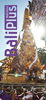 BALI PLUS Magazine Cover April 2017